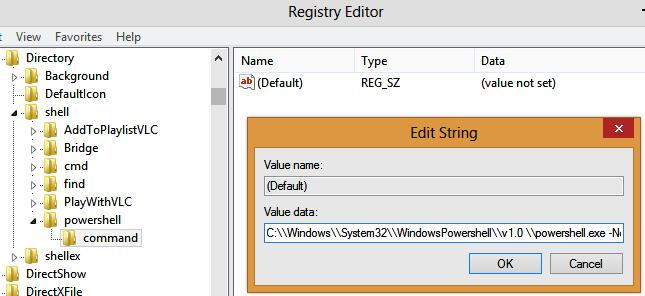 PowerShell Here in Windows | burdGIS