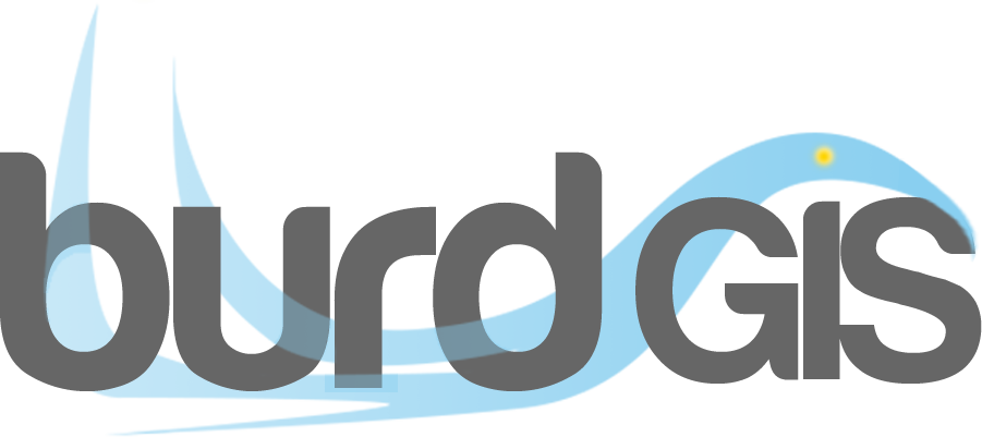 GIS burdGIS logo