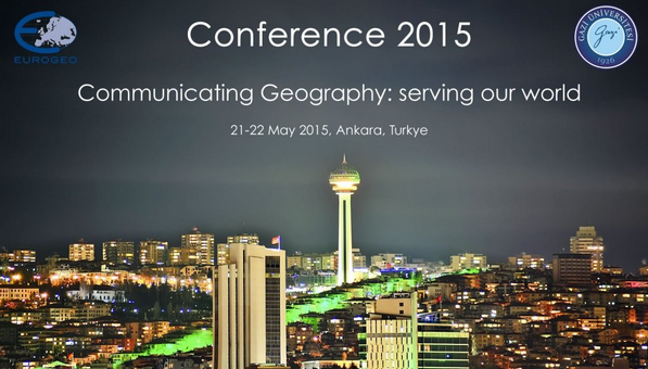 """Communicating Geography: serving our world"" 21-22 May 2015"